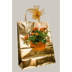Kwiatowa torebka